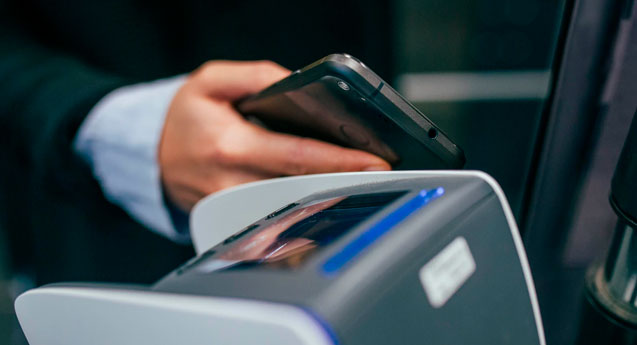 ¿Qué es la tecnología contactless o pago sin contacto?